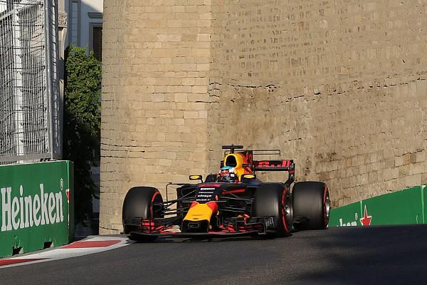 Formel 1 News Pirelli in Baku: Zwei Stufen weicher als 2017