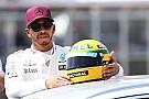 Lowe cree que Hamilton es tan rápido como Senna, pero no tan despiadado