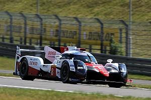 WEC Noticias de última hora Toyota mantiene el optimismo a pesar de la derrota en Nurburgring