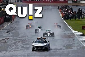 Formule 1 Contenu spécial Quiz - Connaissez-vous bien le GP de Grande-Bretagne ?