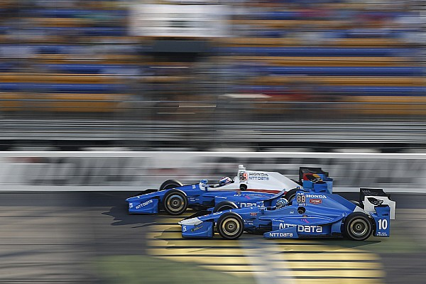 Ganassi reducirá su participación en próxima temporada de IndyCar