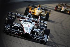 IndyCar Reporte de prácticas Castroneves lidera un triple de Penske y Muñoz fue el mejor latino