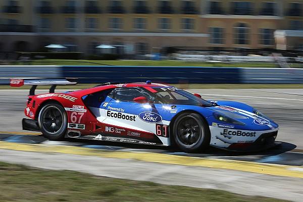 IMSA Richard Westbrook: Sebring final lap battle ended podium fightback