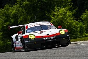 IMSA Raceverslag IMSA Lime Rock: Dominante een-twee voor Porsche