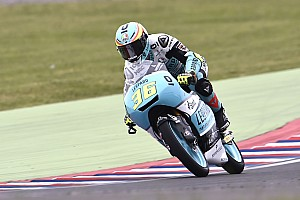 Moto3 Race report Argentina Moto3: Mir takes second straight win