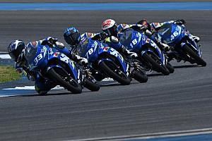 Asia Road Racing Championship Самое интересное Видео: семь гонщиков прямо перед финишем падают одновременно