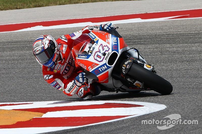 """Dovizioso: """"Lorenzo no era consciente de las limitaciones de la Ducati"""""""