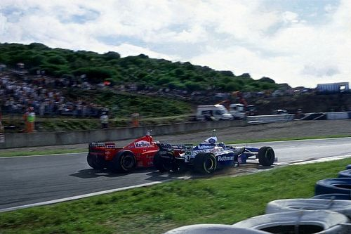 Gallery: Showdown between Schumacher, Villeneuve in 1997