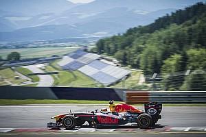 Formula 1 I più cliccati Fotogallery: il test di Ogier sulla Red Bull RB7 di F.1