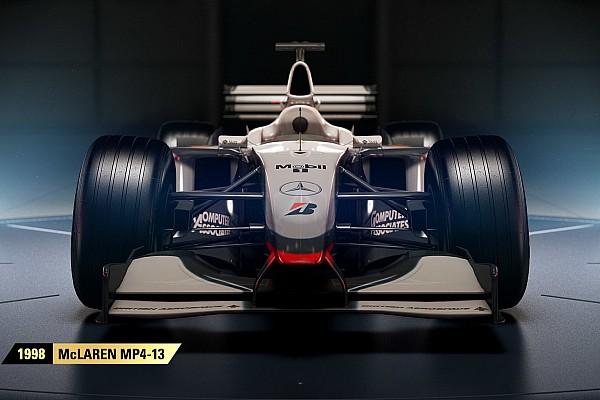 Virtual Breaking news Tiga mobil McLaren lengkapi susunan mobil klasik F1 2017