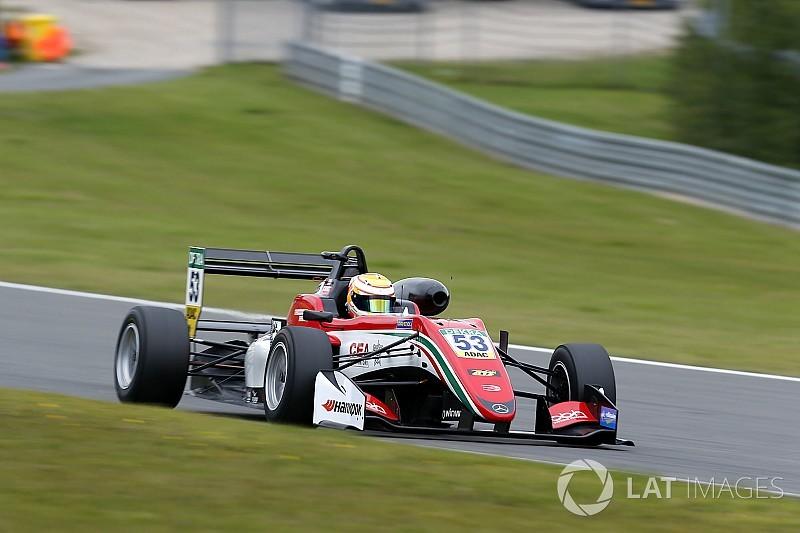 Prema ne rejoindra pas le GP3 pour 2018