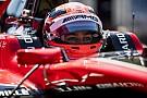 GP3 Mercedes F1-junior Russell snelst op eerste GP3-testdag