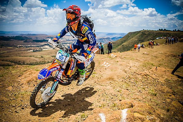 Lesotho gears up to host one of the world's toughest motocross events