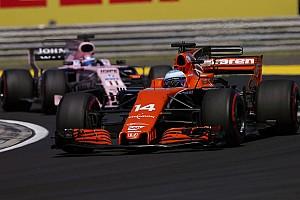 Fórmula 1 Noticias McLaren celebró como