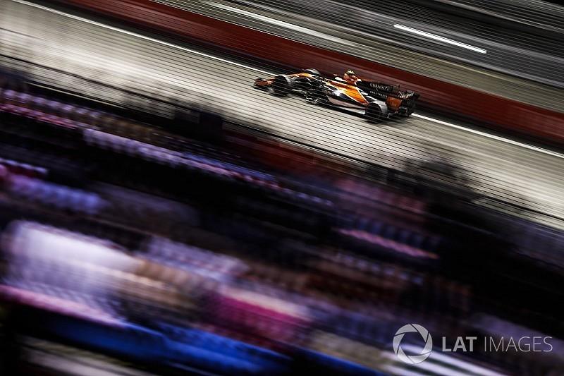 A McLaren nem épít egy teljesen új autót 2018-ra