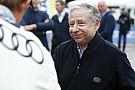 F1 ジャン・トッド、2021年までFIA会長続投へ。選挙に対抗馬現れず