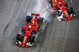 Forma-1 Motorsport.com hírek A rajongók eldöntötték a kérdést: Vettel a bűnös!