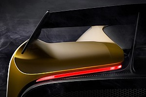 Автомобили Новость Фиттипальди создаст суперкар совместно с Pininfarina и HWA