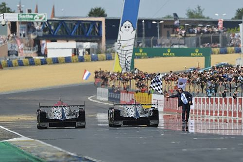 Top Stories of 2017, #14: An LMP2 nearly wins Le Mans