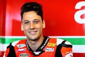 MotoGP Actualités Savadori en essai avec l'Aprilia MotoGP à Misano