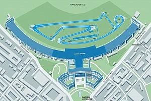 Formula E Son dakika Berlin Tempelhof'un yerleşim planını açığa çıkardı