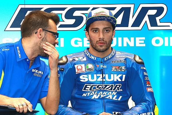 MotoGP Intervista Iannone fa mea culpa: