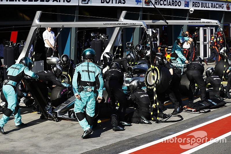 Mercedes explica el porqué de su estrategia