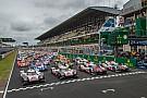 Grid start balapan Le Mans 24 Jam 2017
