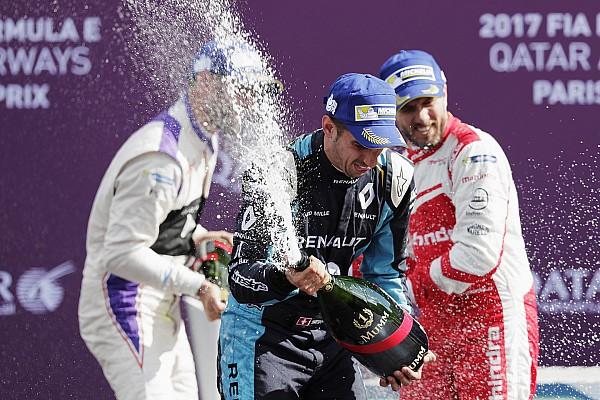 电动方程式 比赛报告 巴黎ePrix:布耶米完胜,竞争对手退赛收场