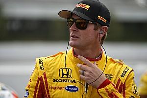 IndyCar Últimas notícias Hunter-Reay é liberado para correr em Pocono
