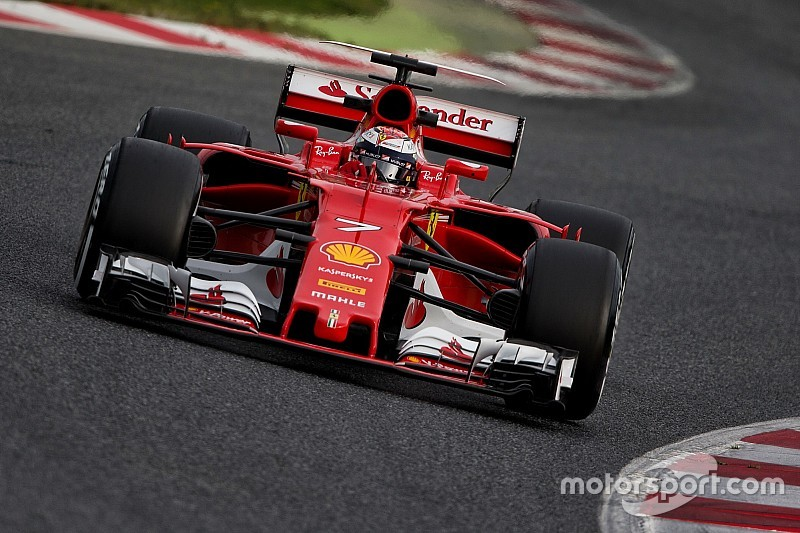 """Formel 1 2017: """"Ferrari ist bärenstark"""", glaubt Red Bull Racing"""