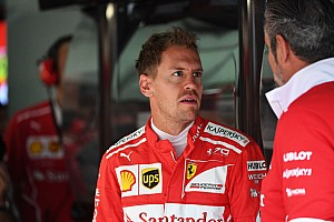 F1 Noticias de última hora Vettel defiende a su jefe y aún no da por perdido el título