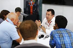 McLaren, bütçe konusunda sorun yaşamayı beklemiyor