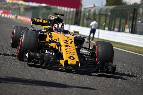 Сайнс очікує важкої конкуренції з Хюлькенбергом у Renault