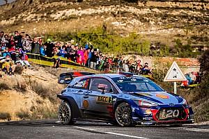 WRC Noticias de última hora Neuville da el título del WRC por perdido