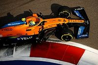 Norris to race with new McLaren F1 nose concept
