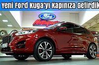 Ford Kuga'yı yerinde test ettirdik!