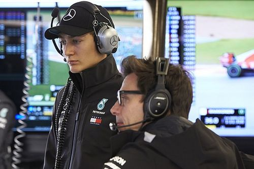 F1: Russell diz que acidente com Bottas não vai prejudicar relacionamento com Mercedes