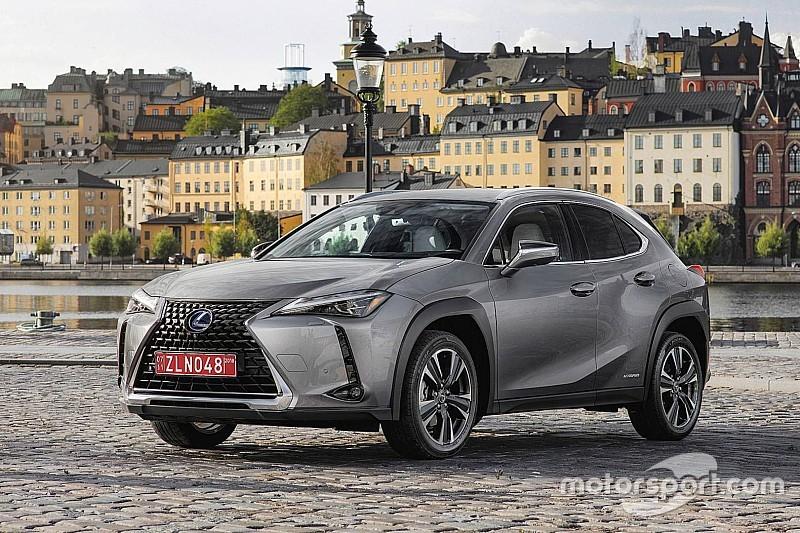 Новий Lexus UX може стати першим електромобілем марки