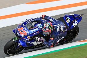 Віньялес: В Yamaha дотримались моїх вказівок, і двигун поліпшився