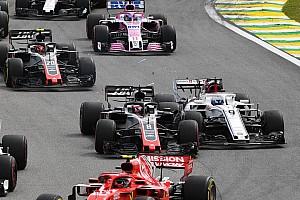 Így darálták le Ericsson Sauberjét a Brazil Nagydíjon: videó