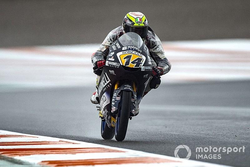 Moto3, Valencia: seconda pole per Arbolino davanti ad un super Atiratphuvapat