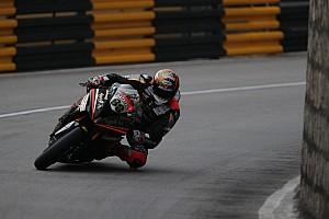 Motorrad-Grand-Prix Macau 2018: Hickman gewinnt Abbruchrennen