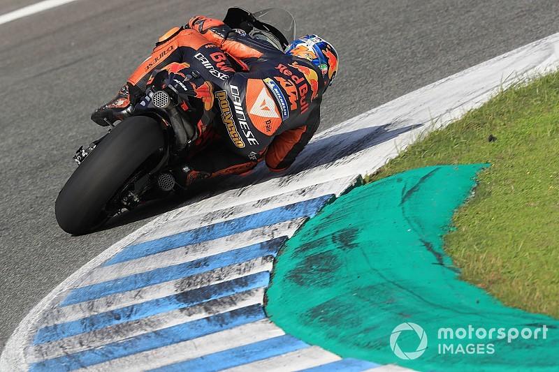 Пол Еспаргаро: Я не буду заперечувати, якщо Педроса назве мотоцикл КТМ залізякою після тестів