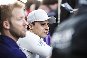 """Massa: Adaptação da Fórmula 1 para Fórmula E """"não é fácil"""""""