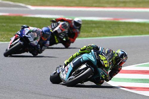 Dovizioso: Nem jó érzés így látni Rossit