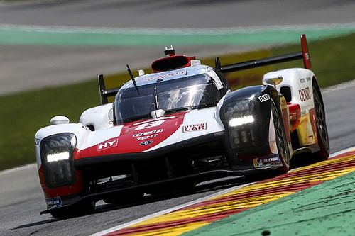 Toyota выиграла «6 часов Спа» - первую гонку в истории гиперкаров