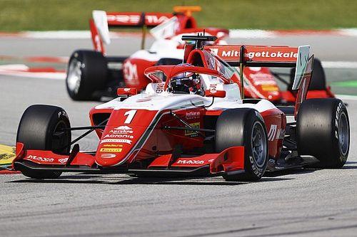 Hauger domina desde la pole en el domingo de la F3
