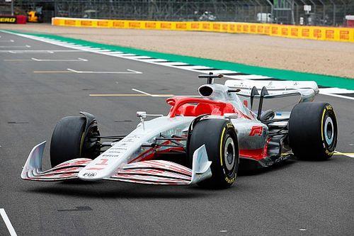 """维斯塔潘:限制性的F1与""""印地赛车仍有很大的距离"""""""