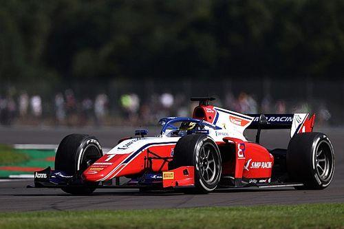 Шварцман остался без очков во второй гонке Формулы 2